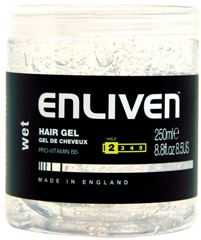 Billede af Enliven Hair Gel - Wet hold - 250ml
