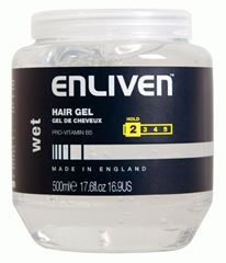 Billede af Enliven Hair Gel - Wet hold - 500ml