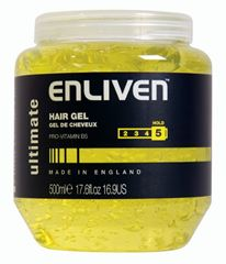 Billede af Enliven Hair Gel - Ultimate hold - 500ml