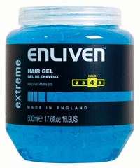 Billede af Enliven Hair Gel - Extreme hold - 500ml