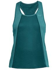 Billede af Under Armour Threadborne Grøn Fashion Tank Top 1305477 716