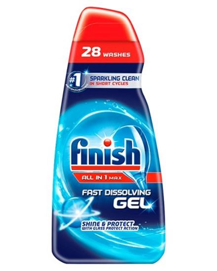Billede af Finish Neophos All in One Max Gel til opvaskemaskinen - 700 ml.