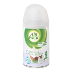 Billede af Air Wick Duftspray - Freshmatic - refill - Cool Linen - 250 ml.