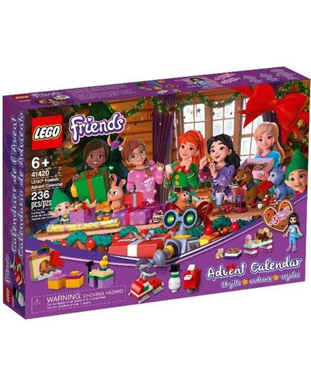 Lego Friends Julekalender (41420)